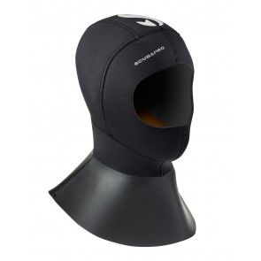 Scubapro - Hood EVERFLEX 6/5mm Hood BIBBED