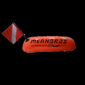 Meandros - Heavy Duty Buoy Orange