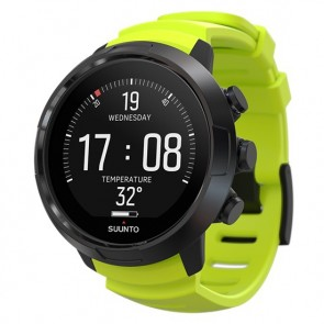 Suunto - D5 Black\Lime